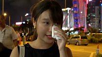 Як Майдан надихає протести у Гонконзі
