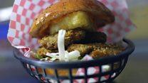 The rise of vegan fast food