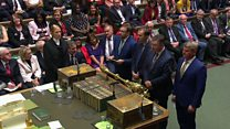 MPs vote to take control of Commons
