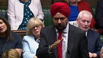 MP demands apology for Johnson burka remarks