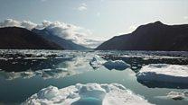 Greenland's rapidly vanishing glaciers