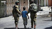 Kisah anak-anak Palestina yang ditahan Israel