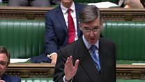 Rees-Mogg: Dr Nichol as irresponsible as Dr Wakefield