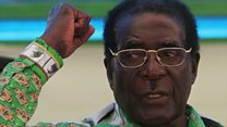 Mugabe - a lifetime in power