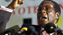 Robert Mugabe: The orator