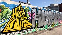 The city that is rethinking graffiti