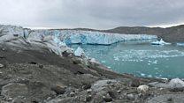 ธารน้ำแข็งในกรีนแลนด์ เปลี่ยนไปอย่างไร หลังผ่านไป 15 ปี