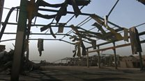 Inside Iraqi base hit in 'Israeli' strike