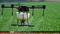 एक ड्रोन जो मलेरिया-डेंगू से बचा सकता है