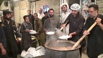 شلہ گوشتی: صرف کوئٹہ میں بننے والی نیاز