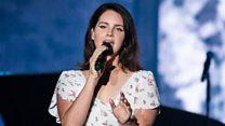 'پرفروشترینهای موسیقی پاپ بریتانیا از 'پرسی ری' تا 'لانا دل ری