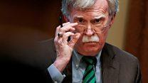 تأثیر برکناری بولتون بر سیاست آمریکا در قبال ایران