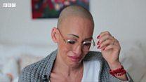 أستريد: امرأة تطلق حملة عبر القارات للبحث عن متبرع بخلايا جذعية