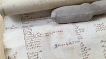 Document sheds light on demolished castle