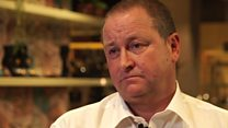 Mike Ashley defends his spending-spree strategy