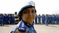 داستان اولین واحد صلح سازمان ملل که همه اعضایش زن بودند