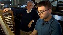 Organists' course to stop churches falling silent