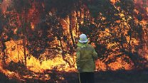 Australia bushfires are 'hotter, more intense'
