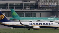 Ryanair and Aer Lingus cut some Belfast routes