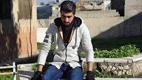 Syrian rapper takes on government and jihadists