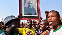 Robert Mugabe's return