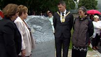 Memorial for babies in unmarked graves unveiled