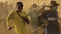 Myanmar's deadly 'jade rush'
