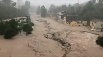 Deadly floods in Spain