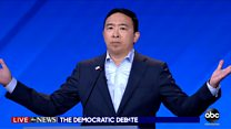 Andrew Yang's $120,000 giveaway to random families