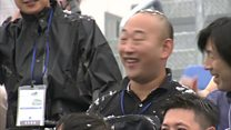 Fake snow to tackle Olympic heat