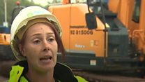 Women in construction: 'The men aren't that scary'