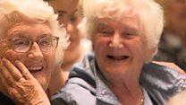 Dementia-friendly concert proves a hit