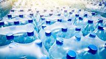 Million Dollar Idea: bottled water