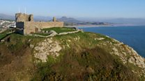 Wales is filled with castles. But why?