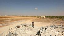 The hidden Syrian hospitals
