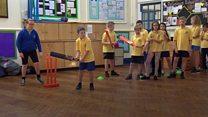 Cricket scheme inspires school children in Scarborough