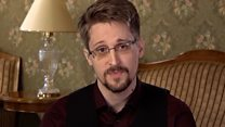 Snowden: 'I would like to return to the US'