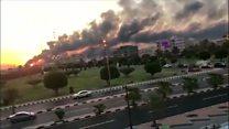 ابهامها در مورد حمله به تاسیسات نفتی عربستان