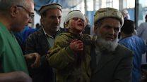 अफगान युद्धमा ज्यान गुमाउने को हुन्?