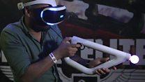 Rebellion's Sniper Elite VR game previewed