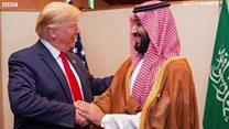 क्या सऊदी-अमरीका को ईरान का डर सता रहा है?