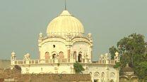 முஸ்லிம் சீக்கிய நல்லெண்ண அடையாளமாக மீட்கப்படும் பாகிஸ்தான் குருத்துவாரா