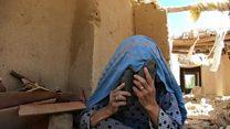 तालिबान के इलाके में चुनौती क्यों बन गई है ज़िंदगी