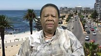 South Africa's Naledi Pandor on 'Afrophobia'