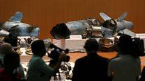 Saudis say weapons prove Iran behind oil attacks
