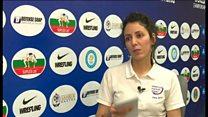 الهام پرنیان: پوشش، مانع حضور کشتیگیران زن ایرانی در مسابقات