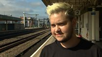 No toilet trains 'dehumanising' for commuter