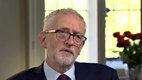 Corbyn on Stormont, the backstop and a border poll
