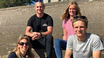 The surfer with a 'three pieces of litter' beach rule