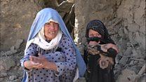 روستائیانی که بین ارتش افغانستان و طالبان گیر افتادهاند